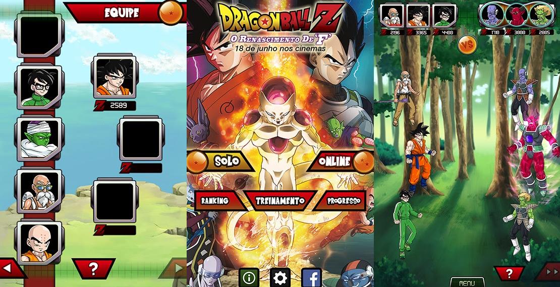 Dragon Ball Z: O Renasimento de F