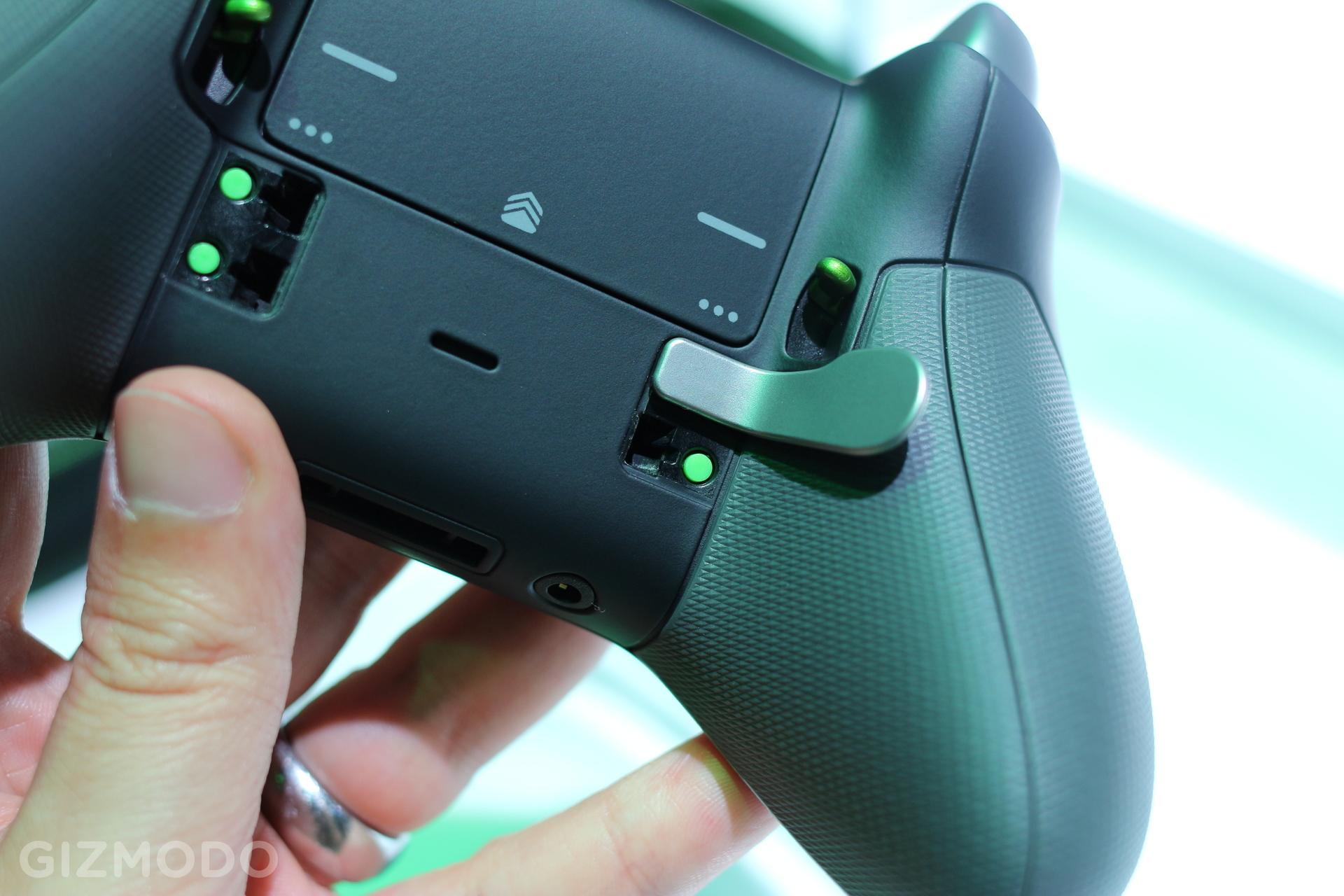 Controle Xbox Elite