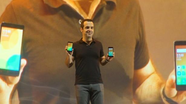 Hugo Barra, da Xiaomi