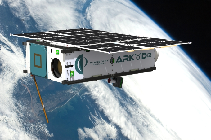 Esta nave vai caçar asteroides no sistema solar para extrair metais raros