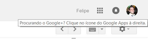 Cade o Google Plus