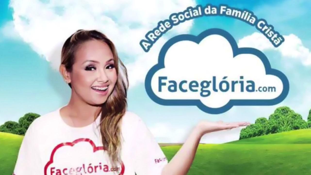 Facebook quer que FaceGlória, a rede social cristã, mude de nome o quanto antes