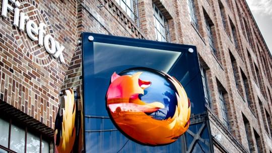 Firefox e sede