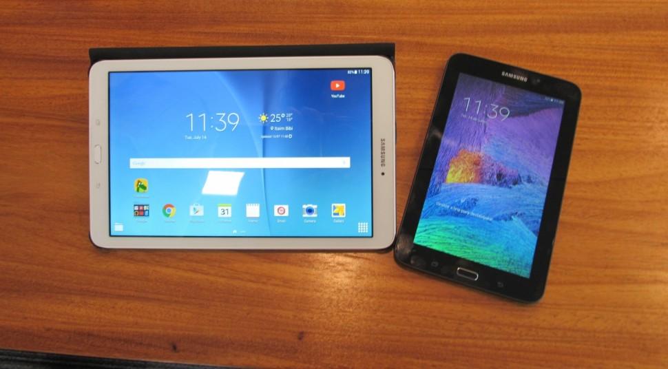Samsung apresenta novas linhas de tablets Galaxy Tab A, com