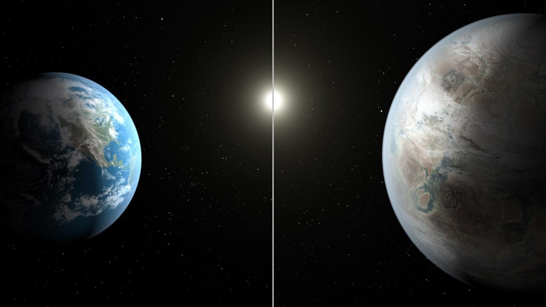 NASA descobre novo planeta semelhante à Terra a 1.400 anos-luz de distância