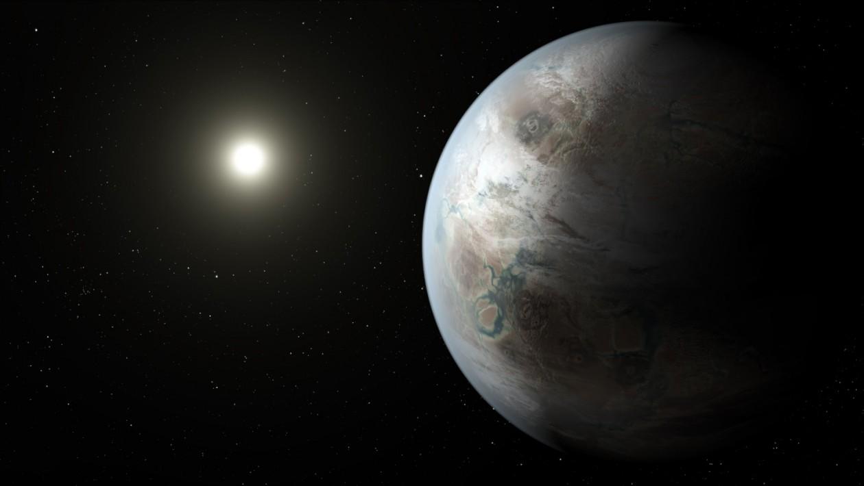 O novo planeta descoberto pela NASA