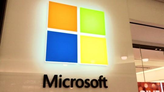 Logotipo da Microsoft Store