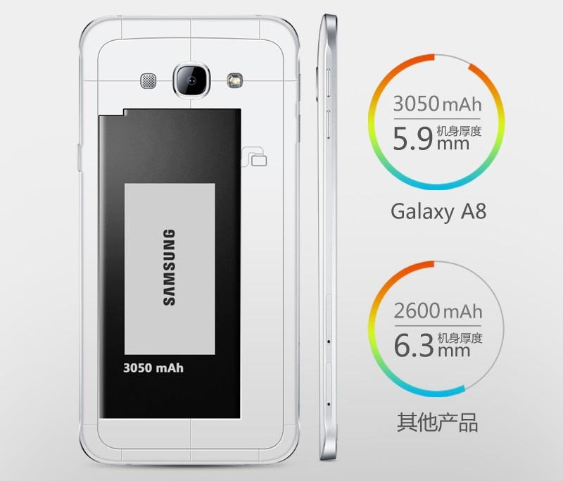Samsung Galaxy A8 (2)