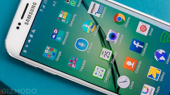 Samsung é processada por colocar muito bloatware nos smartphones