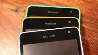 Smartphones da Microsoft