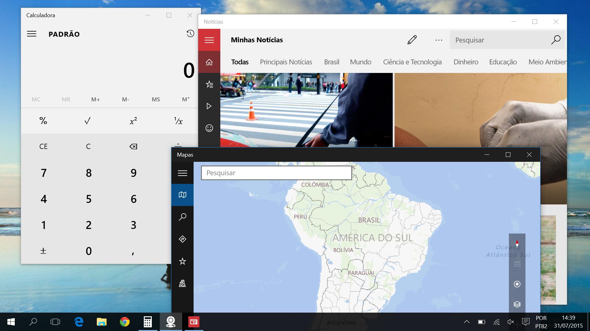 Windows 10 - novos recursos (2)