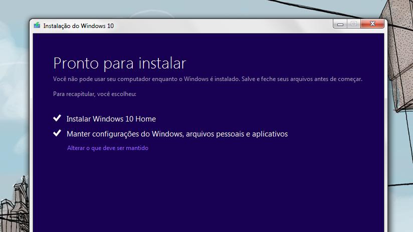 Windows 7 e Windows 10