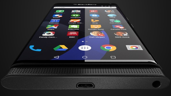 Este pode ser o novo smartphone da BlackBerry com Android e teclado físico