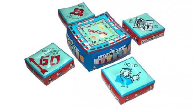 Monopoly: Versão inflável