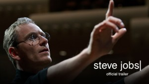 Novo trailer de Steve Jobs mostra Seth Rogen muito bem no papel de Steve Wozniak