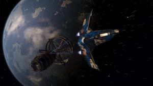 [COLUNA] Conheça a Via Láctea com o simulador espacial Elite: Dangerous