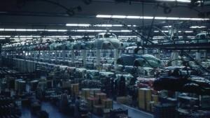 Um rapaz morreu enquanto instalava um robô em fábrica da Volskwagen