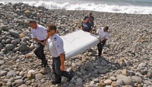 Como descobriremos se esta enorme peça de avião fez parte do misterioso voo MH370