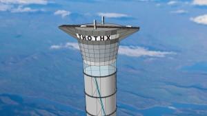 A árdua tarefa de construir uma torre para levar astronautas ao espaço