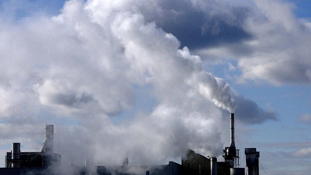 Cientistas conseguiram transformar CO2 da atmosfera em nanofibras de carbono