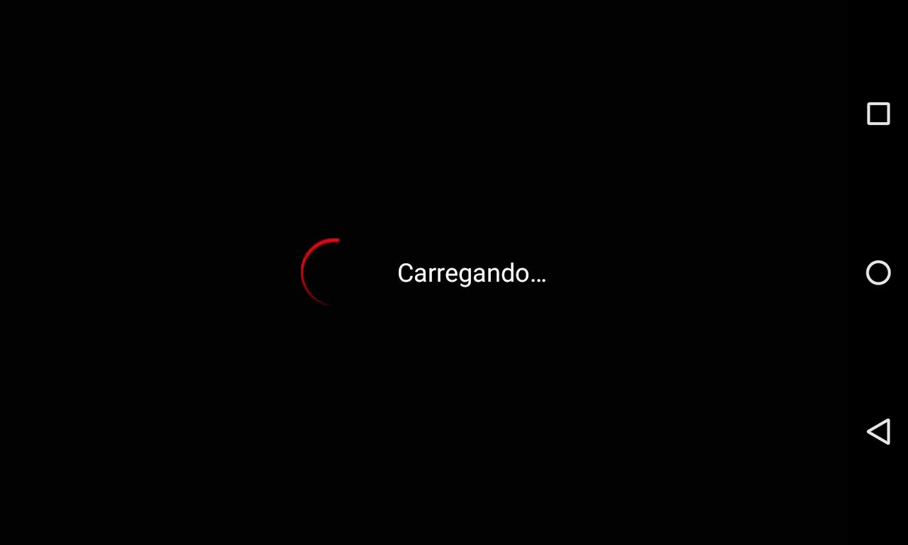 Netflix e Opera Max - carregando