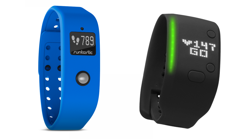 Runtastic Orbit e Adidas miCoach Fit Smart