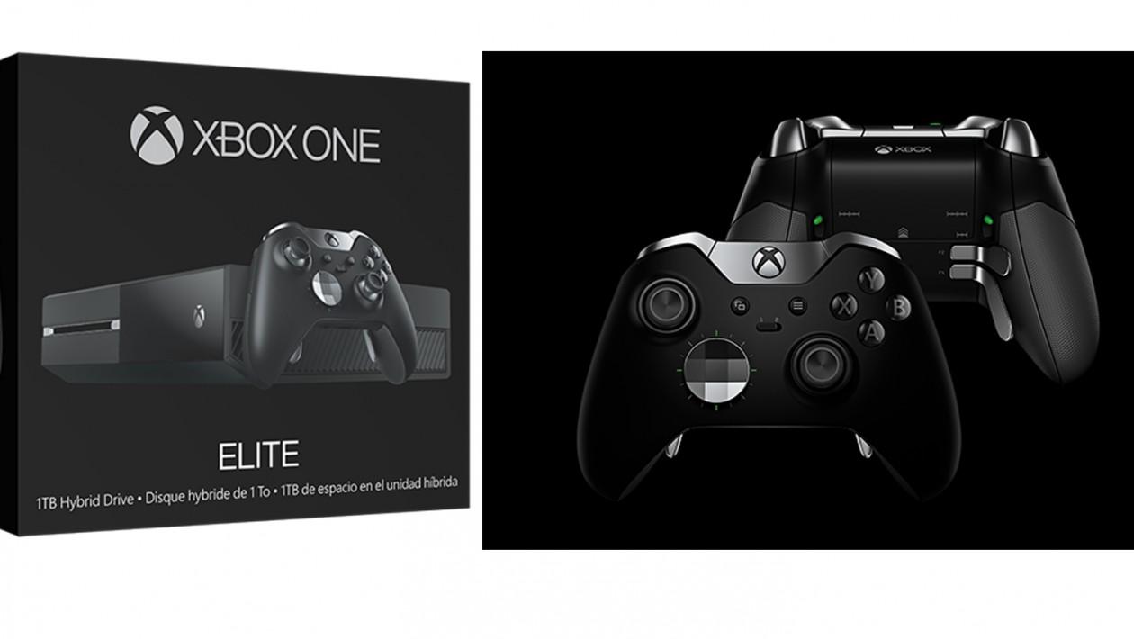 Novo pacote de Xbox One com 1TB SSHD e novo controle Elite será lançado no Brasil