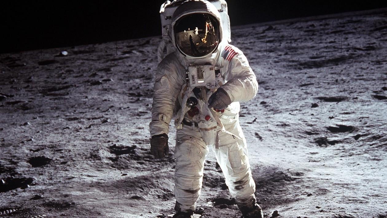 Buzz Aldrin tem um plano para levar o homem a Marte