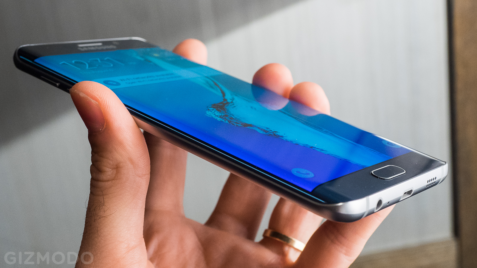 Samsung Galaxy S6 Edge Plus: esse smartphone é realmente grande