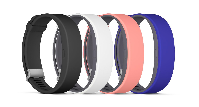 Sony volta a apostar nas pulseiras para exercícios físicos com a SmartBand 2