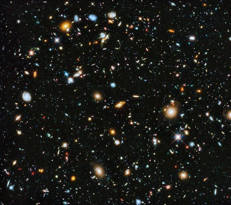Star Stuff mostra a dimensão do Universo pelos olhos do jovem Carl Sagan