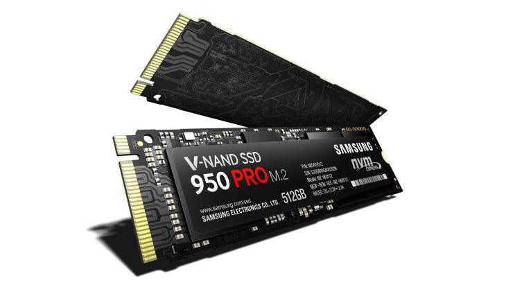 O SSD mais rápido da Samsung atinge velocidades de 2.500 MB/s