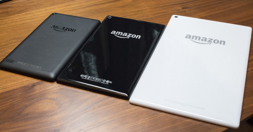 Amazon Fire Tablet (2)