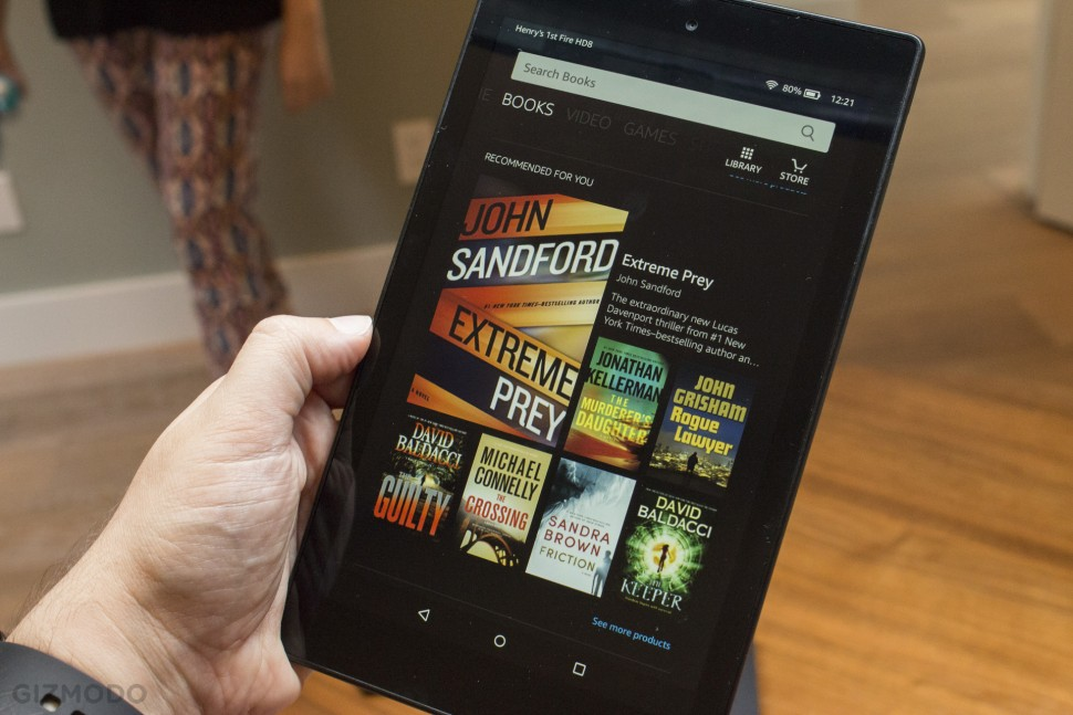 Amazon Fire Tablet (3)