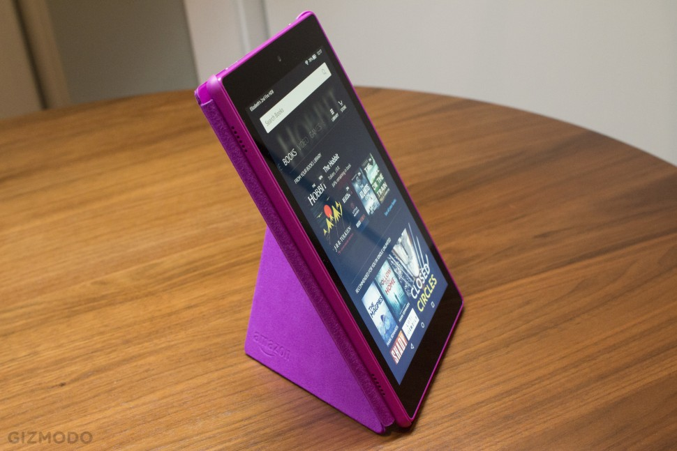 Amazon Fire Tablet (7)