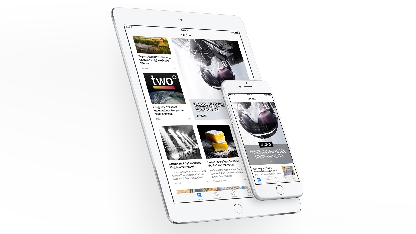 Apple News Noticias