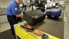 Bagagem e TSA