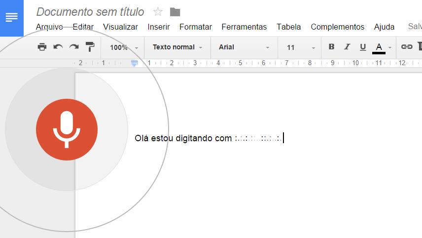 Google Docs - Voz 2