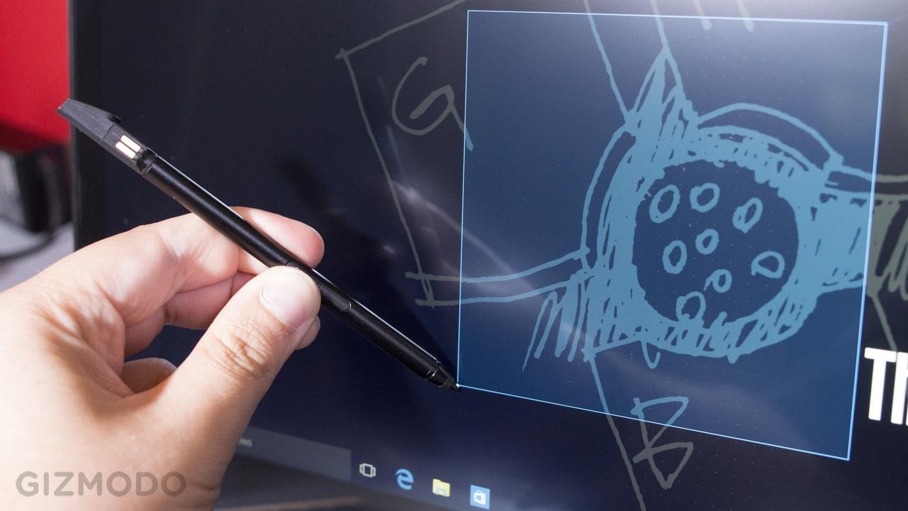Lenovo ThinkPad Yoga e caneta (1)