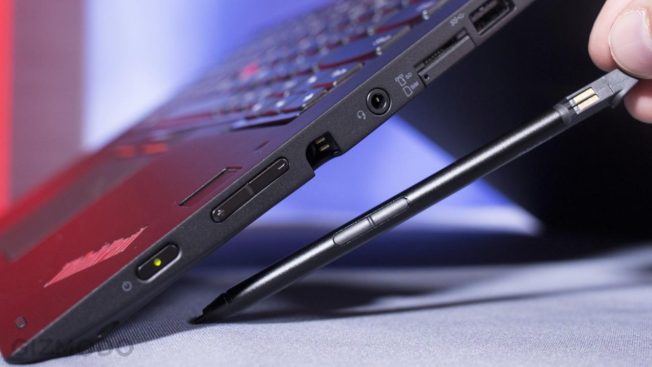 Lenovo ThinkPad Yoga e caneta (2)