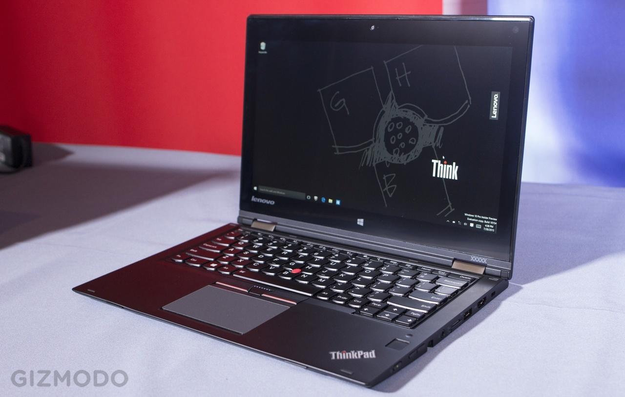 Lenovo ThinkPad Yoga e caneta (3)