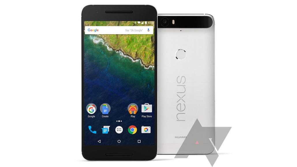 Nexus 6P vazado