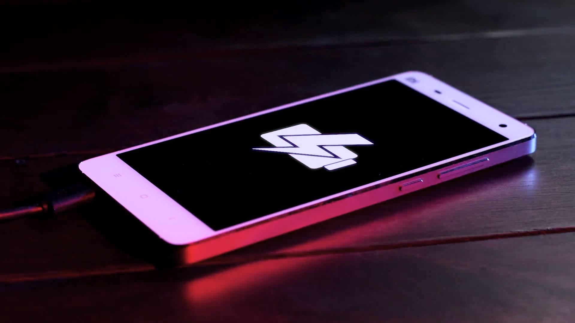 Seu próximo smartphone irá de 0% a 80% de bateria em 35 minutos