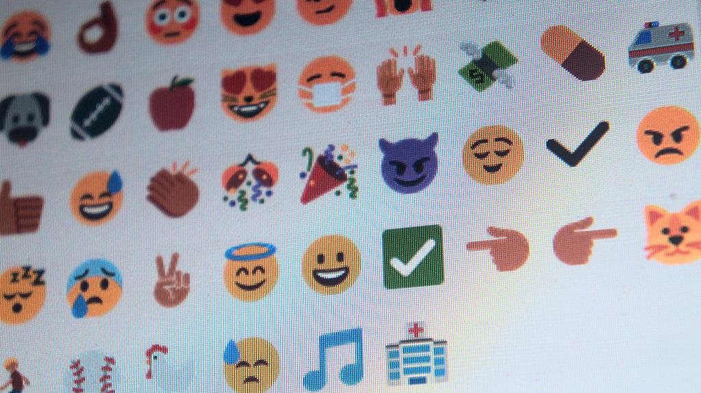 Como um emoji é criado, e quais ainda estão por vir