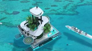 Ilha particular móvel