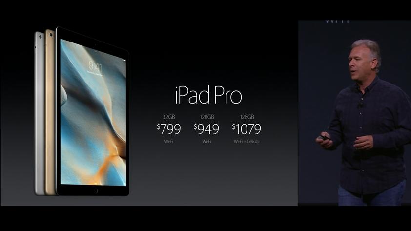 Preço iPad Pro