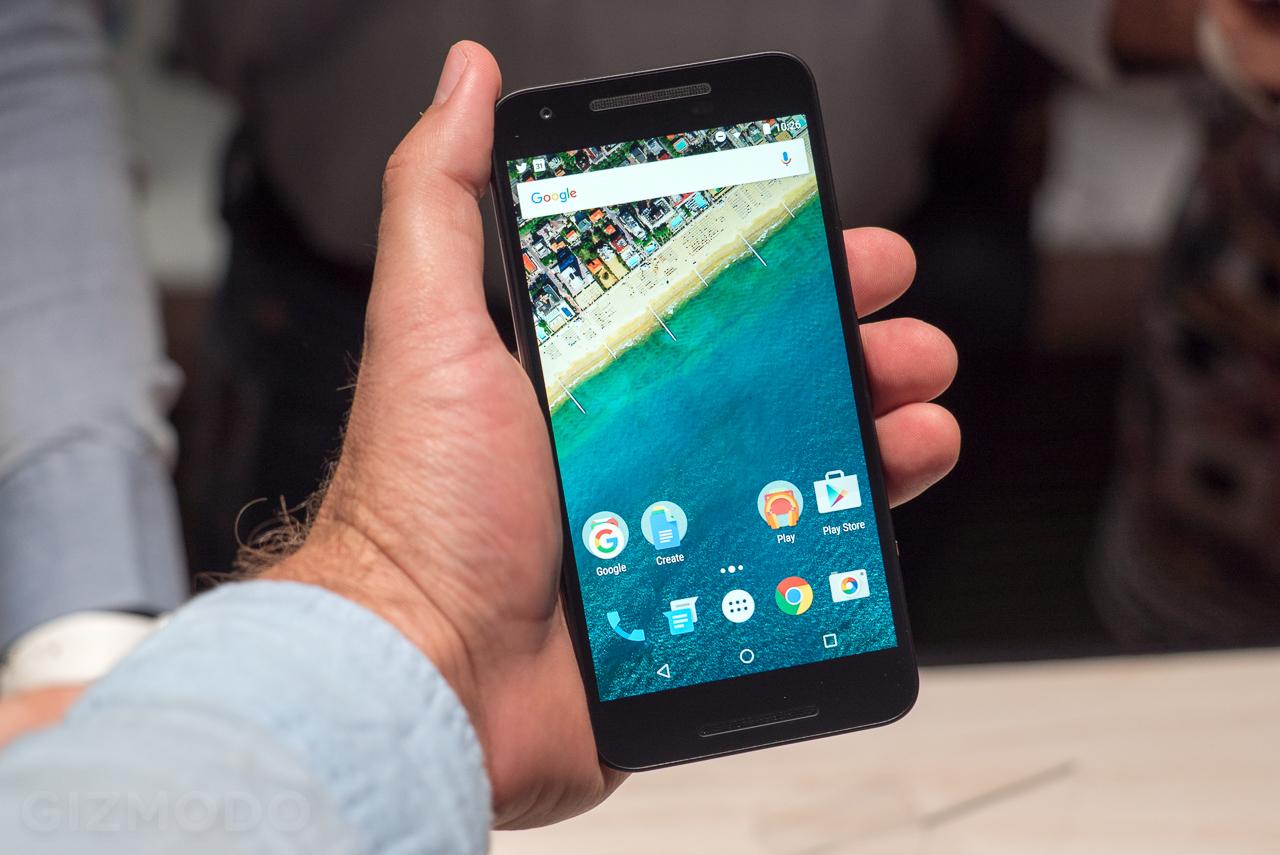 [Hands-on] Nexus 5X e 6P, os dois novos e promissores smartphones do Google