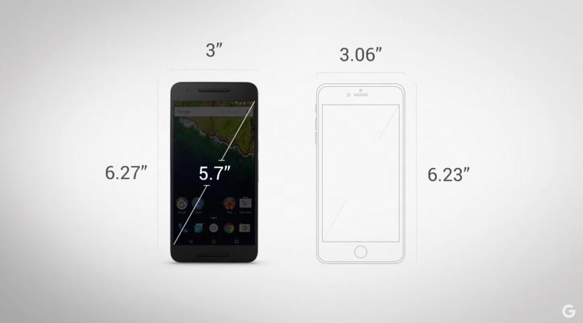 Estes são os novos smartphones Nexus 6P e Nexus 5X do Google