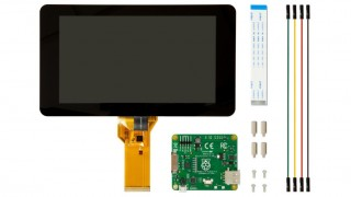 Touchscreen para o Raspberry Pi