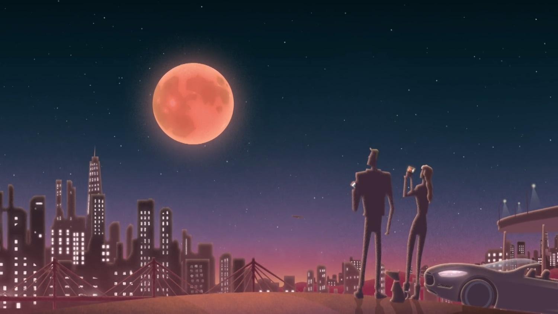 """Animação da NASA explica a superlua """"de sangue"""" que veremos neste domingo"""